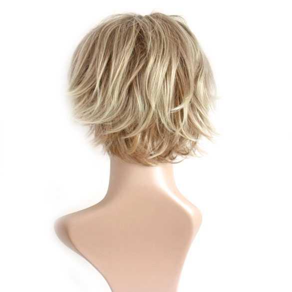 Vlot Kapsel Kort Haar