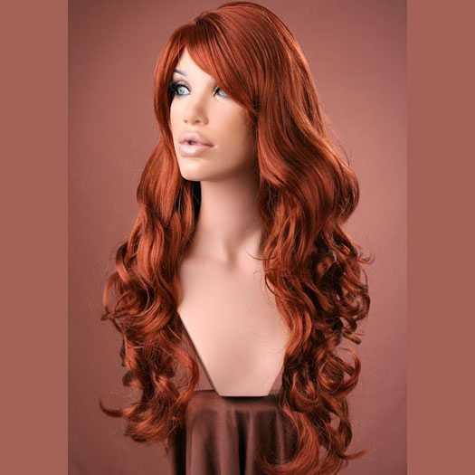 goedkoop teef rood haar