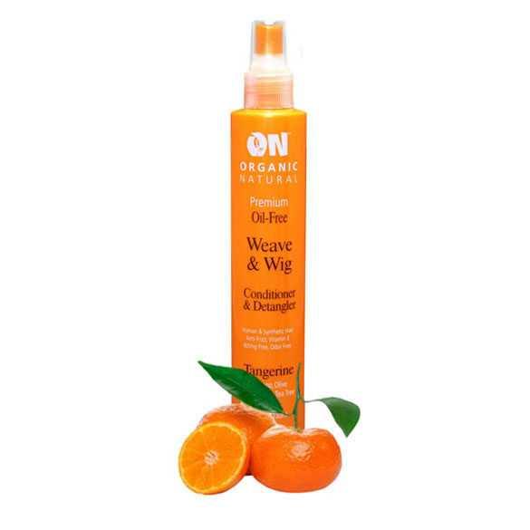 Conditioner & anti-klit spray voor pruiken Citrus - Mango