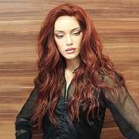 Lace pruik lang golvend haar model Yvonne kleur 130