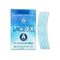 Lace FX transparante plakstrips A curve 25 stuks
