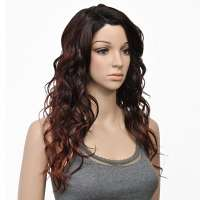 FreeTress lace pruik lang golvend haar Bently OMFIRERED