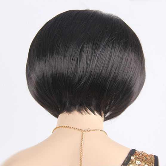 American big hair style diva pruik bruin haar