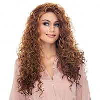 Lace front pruik met krullen model Shania kleur GF8643