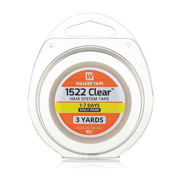 Clear Daily Wear tape op rol 19 mm breed x 2.75 m