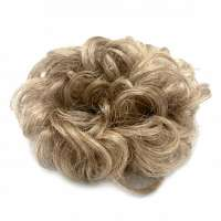 SEPIA Haar scrunchie met elastiek blondmix kleur F14-24