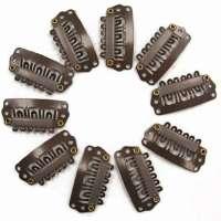Snap clips set 10 stuks BRUIN 33X15MM
