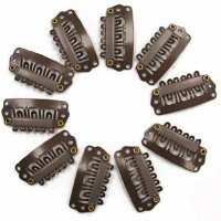 Snap clips set 10 stuks BRUIN 28x13mm