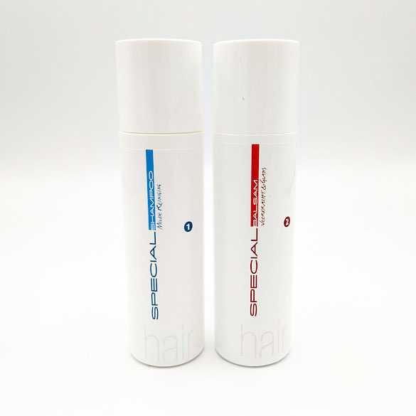Set pruiken shampoo + balsam