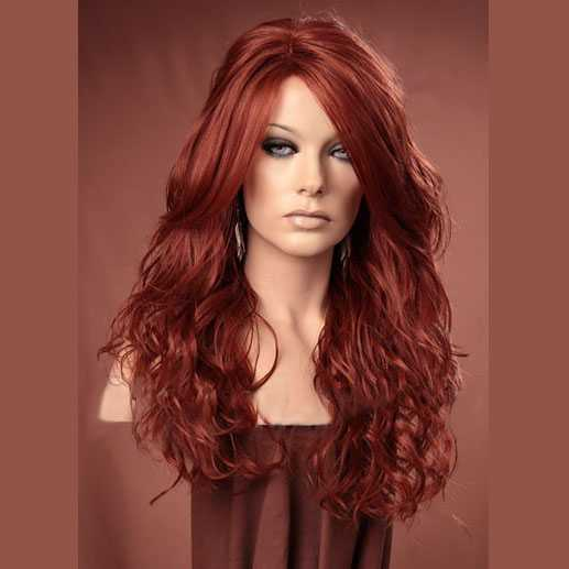 echt Engels rood haar