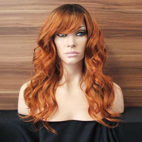 Forever Young pruik model Picture Perfect kleur Autumn Haze