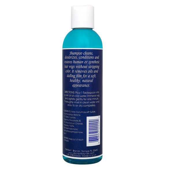 DeMert pruiken shampoo