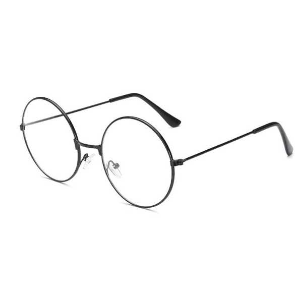Metalen bril