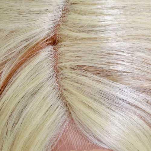 Lace pruik lang haar zonder pony model Laurel kleur FS613-27