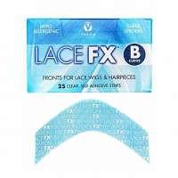 Lace FX transparante plakstrips B curve 25 stuks